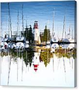 A Lighthouse Canvas Print