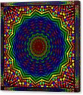 A Love Of Kaleidoscopes Canvas Print