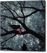 A Love Story No 7 Canvas Print