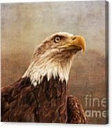 A Majestic Creature Canvas Print