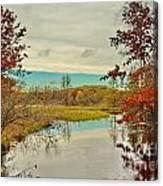 A Michigan Moment Canvas Print