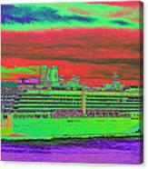 A More Colorful HAL Canvas Print