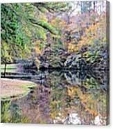 A November Memory 2012 - L Canvas Print