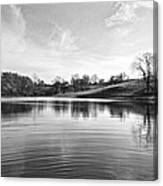 A Peacefull Place Canvas Print