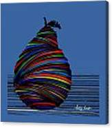 A Pear 2002 Canvas Print