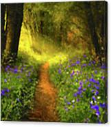 A Place In The Sun - Impressionism Canvas Print