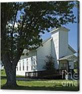 A Place Of Prayer Canvas Print