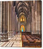 A Place Of Worship Canvas Print