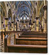 Place To Worship Canvas Print