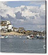 A Postcard From St Ives Canvas Print