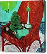 A Prayer For Vincent Canvas Print