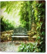 A Restful Retreat Canvas Print