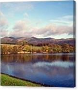 A Scottish View Canvas Print