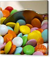 A Spoonful Of Candy Canvas Print