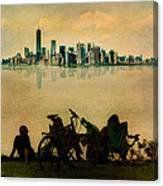 A Staten Island Fantasy Canvas Print