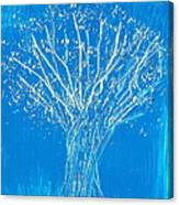 A Tangled Season Canvas Print
