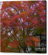 A Taste Of Fall Canvas Print