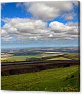 A View From Cabbage Hill Canvas Print