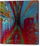 0534 Canvas Print