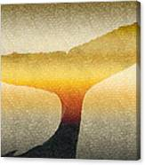A Whales Tale Canvas Print