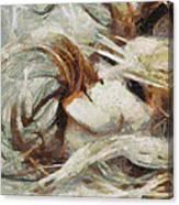 A Wild Dance Canvas Print
