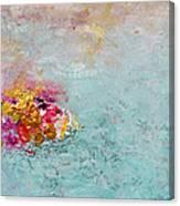 A Winter Fairyland Canvas Print