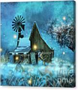 A Winter Fairytale Canvas Print