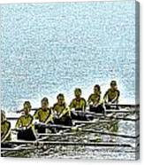 A2230044 Ragatta Canvas Print
