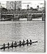 A2230185 Regatta Canvas Print