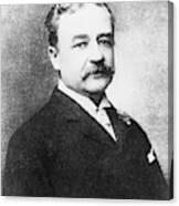 Aaron Montgomery Ward (1843-1913) Canvas Print