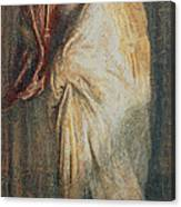 Aaron With The Scroll Of The Law, 1875 Canvas Print