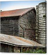 Abandoned Barn Canvas Print