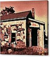 Abandoned Cape Breton House Canvas Print