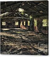 Abandoned Canvas Print