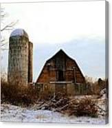 Abandoned Farm 2 Canvas Print