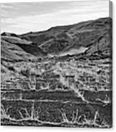 Abandoned Highway - Yakima County - Washington Canvas Print