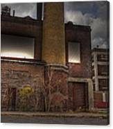 Abandoned In Hdr 2 Canvas Print