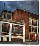 Abandoned In Hdr Canvas Print