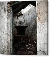 Abandoned Little House 1 Canvas Print