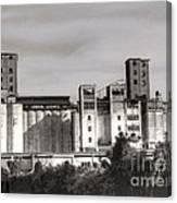 Abandoned Mills Canvas Print