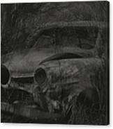 Abandoned Studebaker Canvas Print