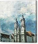 Abbey Of St Gall Canvas Print