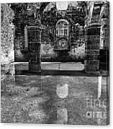 Abbey Ruins Canvas Print