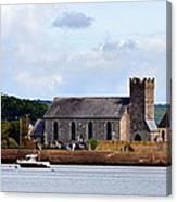 Abbeyside  Dungarvan Canvas Print