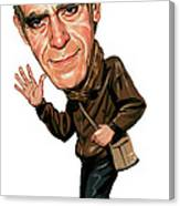 Abe Vigoda Canvas Print