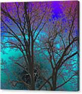 Aberration Canvas Print