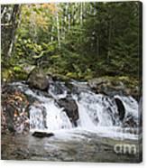 Abol Falls 4392 Canvas Print