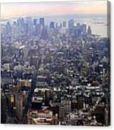 Above New York Canvas Print