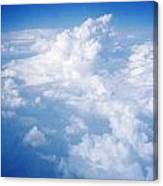 Above The Clouds 1 Canvas Print