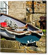 Above The Tideline Canvas Print